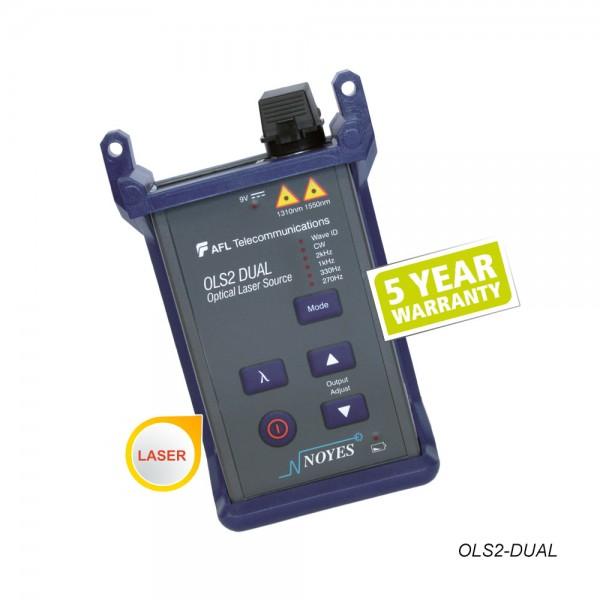 AFL OLS2 LASER Sender/Lichtquelle mit 1310/1550nm