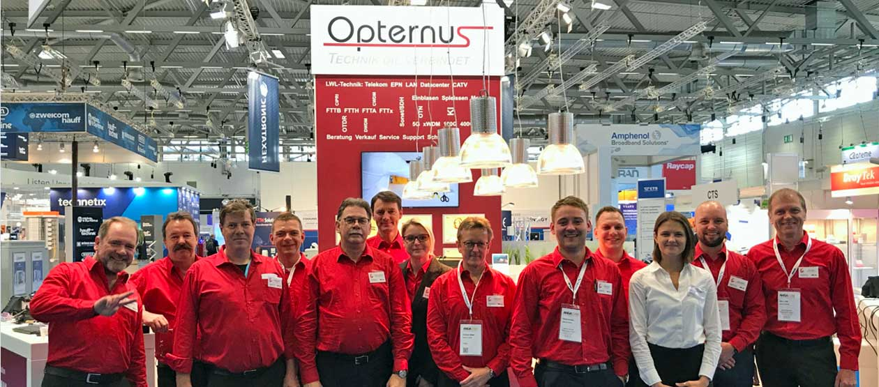 messe - Angacom2019 - Team