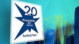 """Voten Sie für unseren fantastischen EX1-GPON als """"ITK-Produkt des Jahres 2020"""" der funkschau!"""