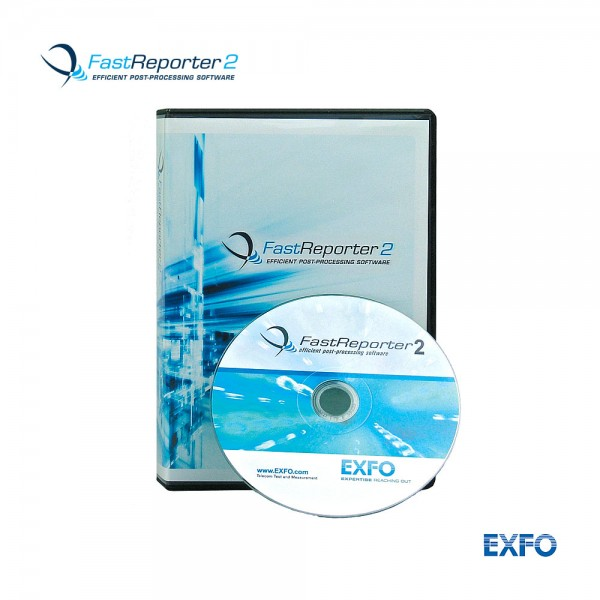 EXFO FastReporter 2 Software