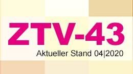 Messungen nach ZTV-43 der Deutschen Telekom, Stand 04-2020
